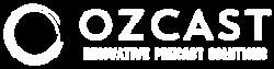 Ozcast logo rev
